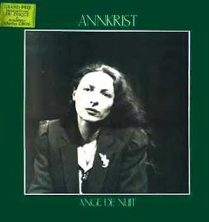 Annkrist - Ange de nuit (1986)