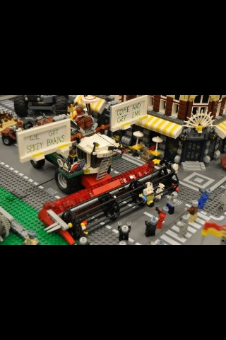 HorrO's Gory Reviews: LEGO ZOMBIES