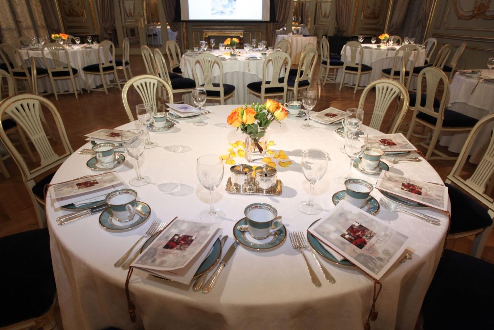 De eventos y reuniones desayunos de trabajo ma anas - Mesas de desayuno ...