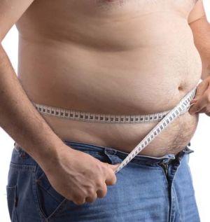 Lose belly fat men