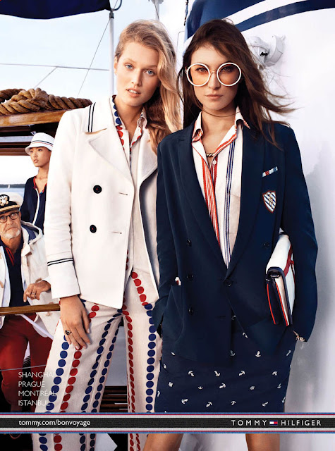Tommy Hilfiger Lookbook. Spring 2013