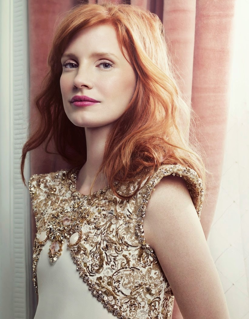 Jessica Chastain - Chanel Haute Couture