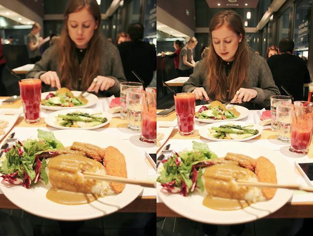 Yasai Katsu Curry, wagamama, exeter, princesshay, wok fried greens, japanese