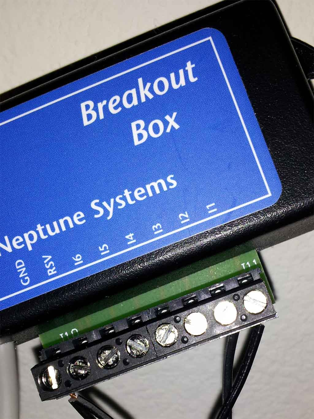 Product Setup Digital Aquatics Double Float Switch Neptune Apex Wiring Diagram Im Using The Dual Switches On My Systems Controller I Cut Molex Connectors Off And Wired Them Into Breakout