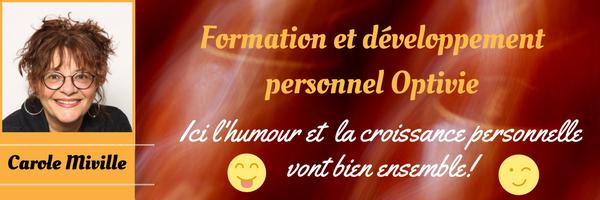 Carole Miville - Formation et développement personnel