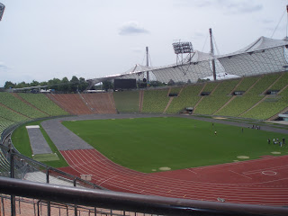 Estadio Olímpico de Munich