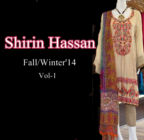Shirin Hassan Fall/Winter 2014-15