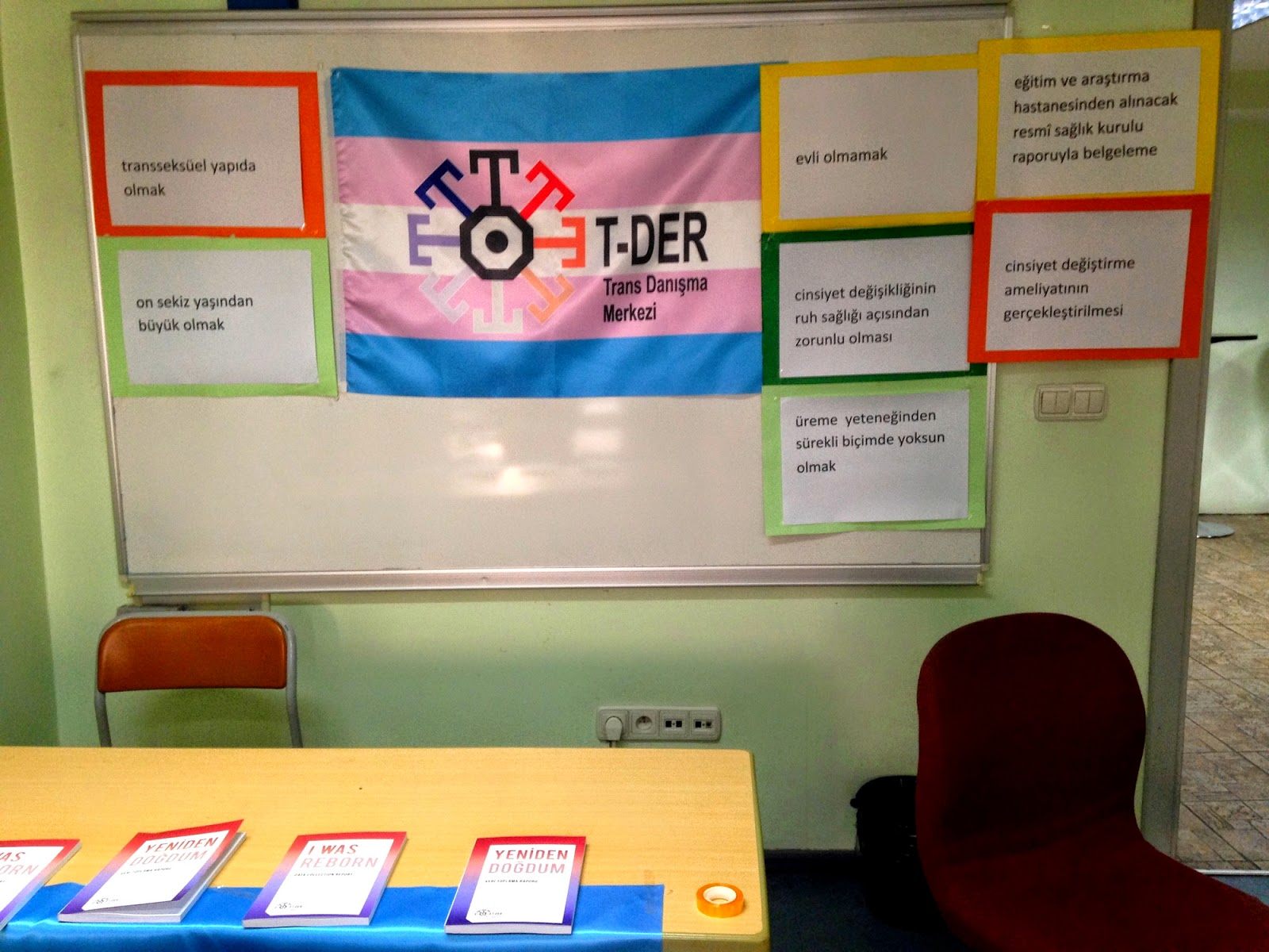 trans danışma merkezi t-der