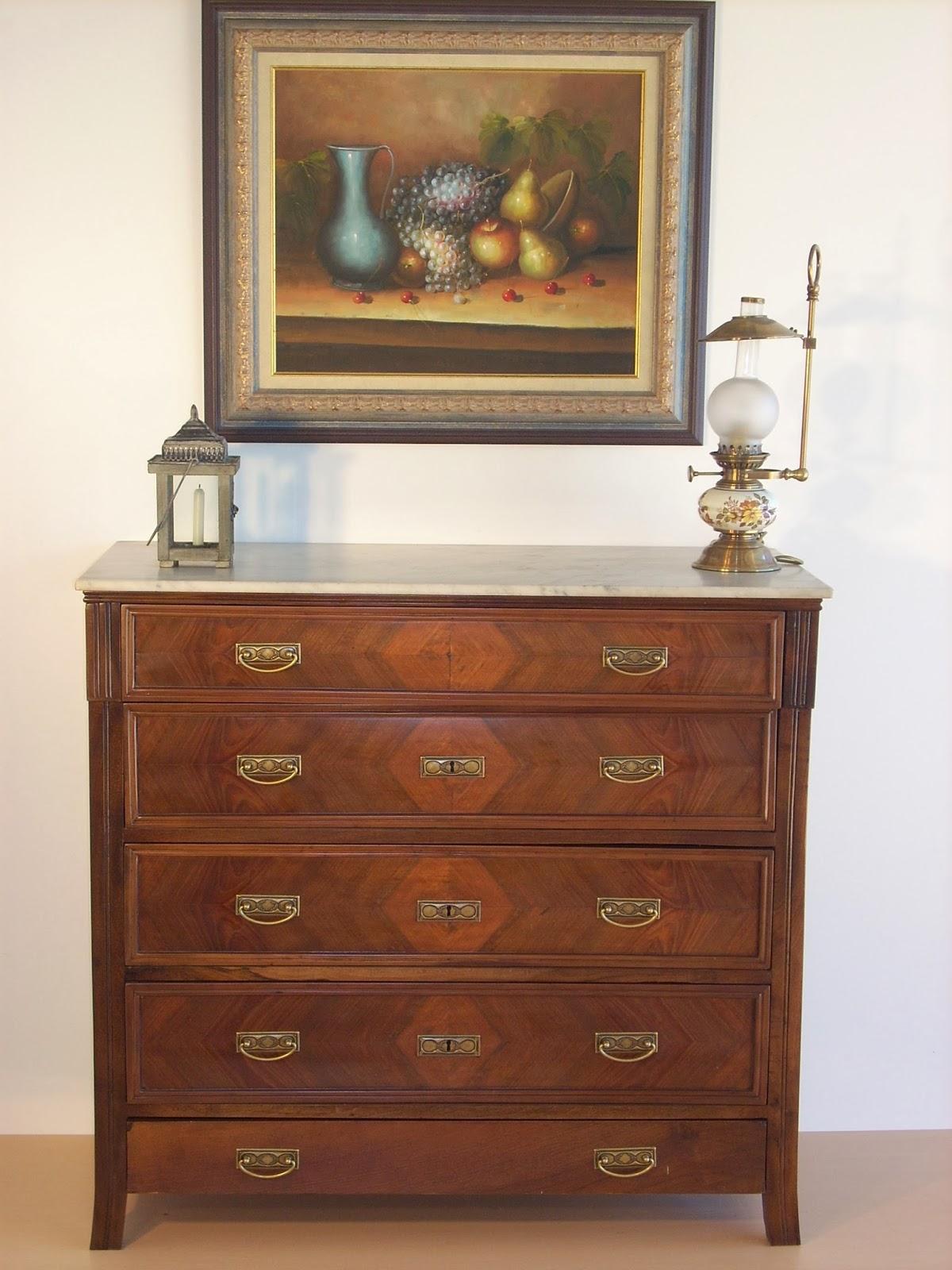 Venta de muebles antiguos restaurados naturmoble c moda - Muebles comodas clasicas ...