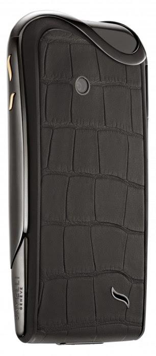 Smartphone de luxo para mulher em preto