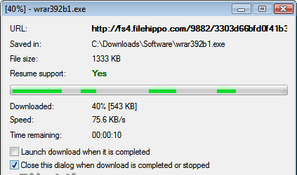 Free Download Manager 3.9.2 build 1303
