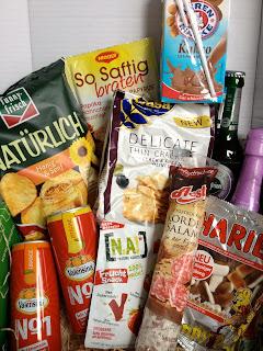 Überraschungsboxen, Lebensmittel, Produkttest