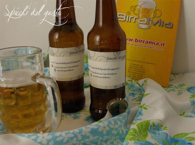 birra artigianale fatta in casa