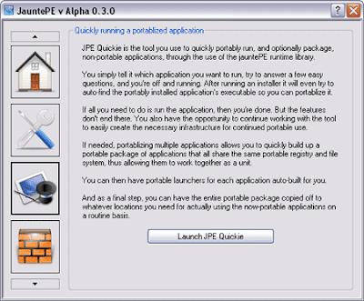 aplicativo portável, criar, coneverter