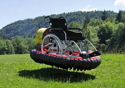 An Invention That Will Carry Any Differently Abled Person Through All  Realms Of Life. It Might Need A Bit Of Work On The Modeling And Building  Side If There ...