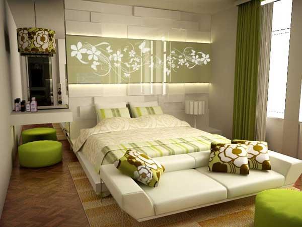 Tư vấn thiết kế nội thất phòng ngủ đẹp theo phong thủy 05