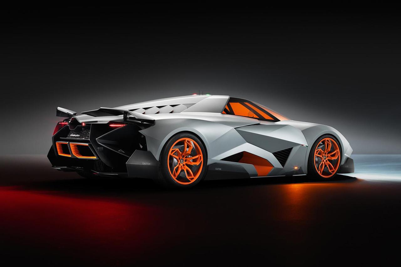 Lamborghini Egoista Concept Walauwei Com
