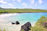 The Beach at Puerto Chino, San Cristobal, Galapagos