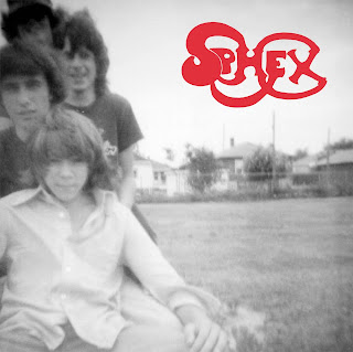 Sphex / Twitch - 1970\'s Canadian reissues