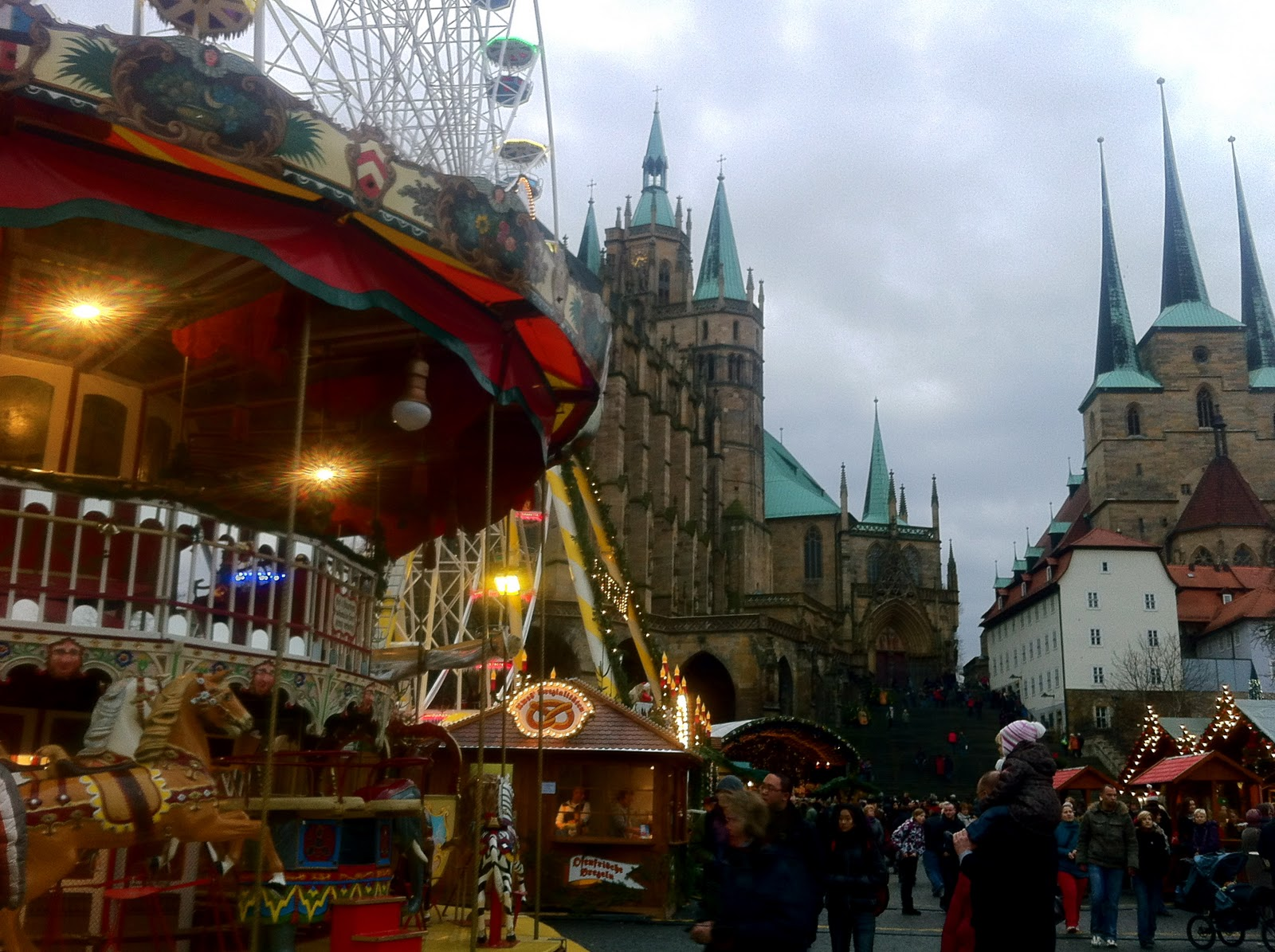cozy in germany erfurt christmas market and a little accident. Black Bedroom Furniture Sets. Home Design Ideas