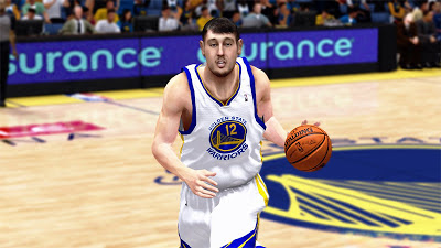 NBA 2K13 Andrew Bogut Player Update GSW