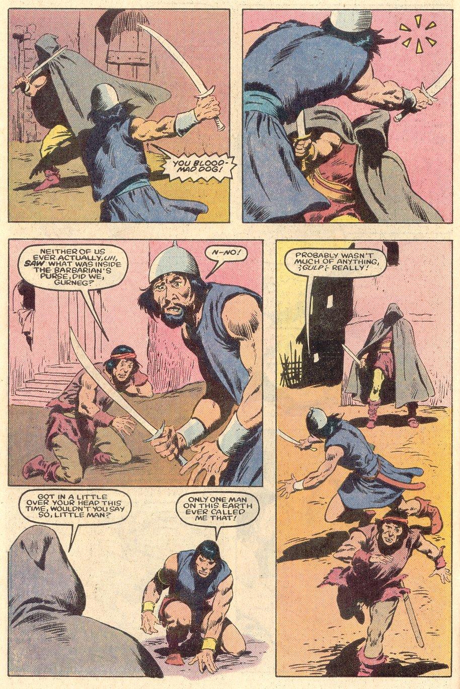 Conan the Barbarian (1970) Issue #161 #173 - English 5