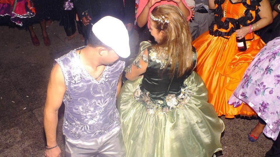 decoracao festa xango:Marmota Brasil: (Ala da Menina faz festa de arromba) Festa Carnaval de