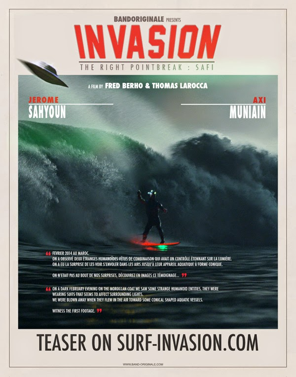 Invasion The right point break safi