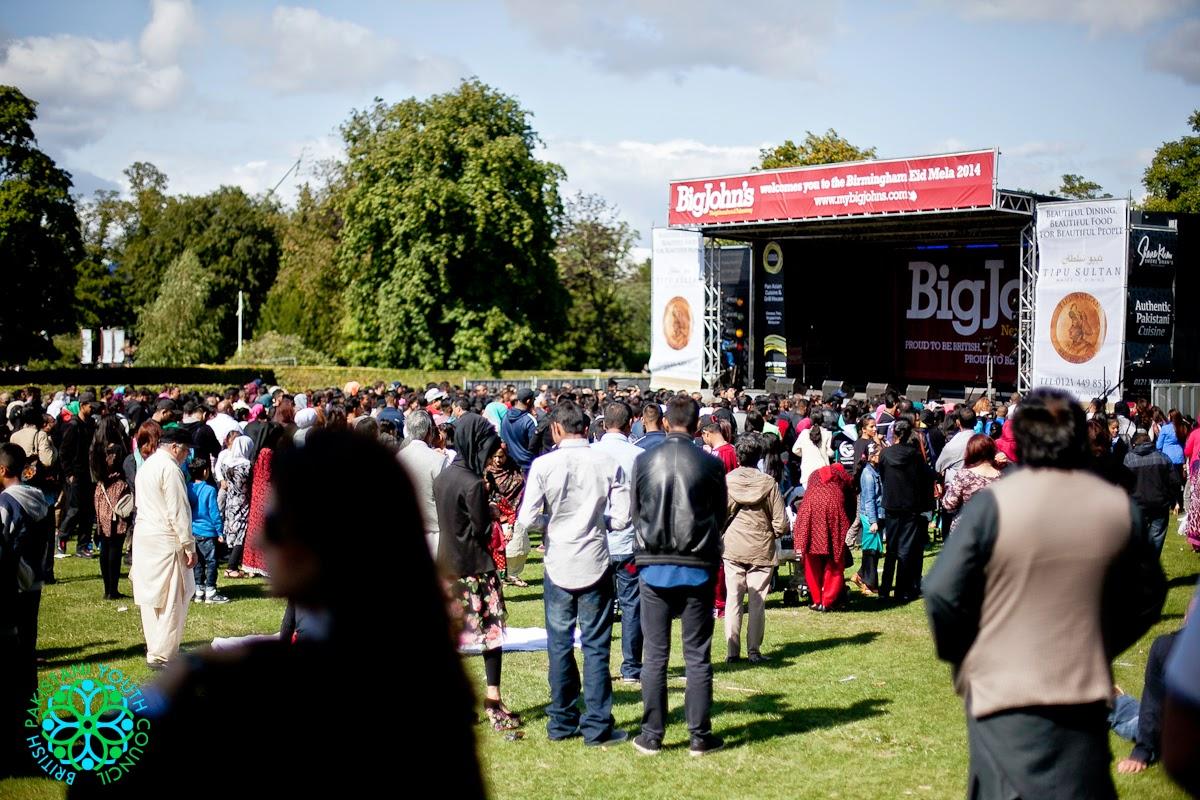 BPYC Birmingham Eid Mela 2014