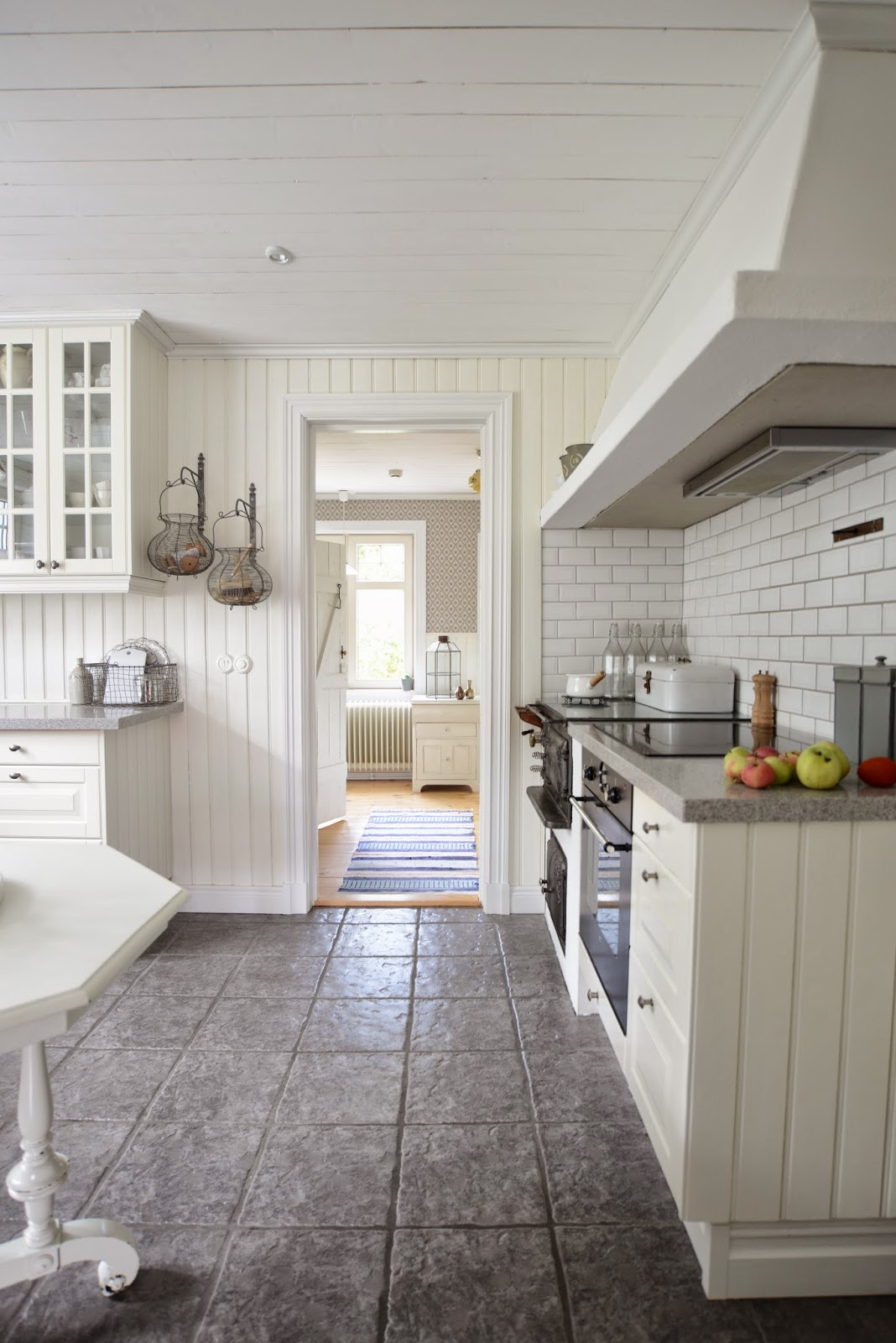 Add: design / anna stenberg / lantligt på svanängen: lantligt kök!