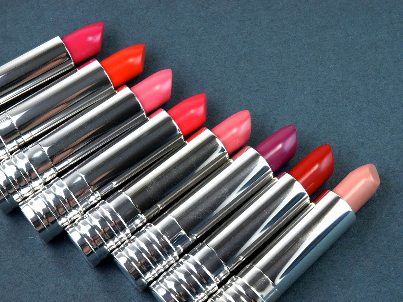 Clinique Long Last Soft Matte Lipstick Review Swatches