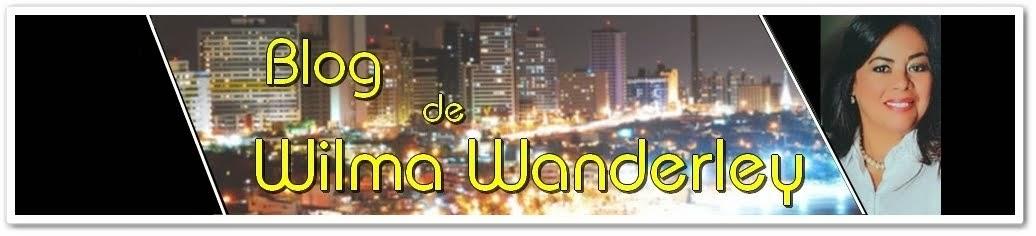 BLOG DA WILMA WANDERLEY
