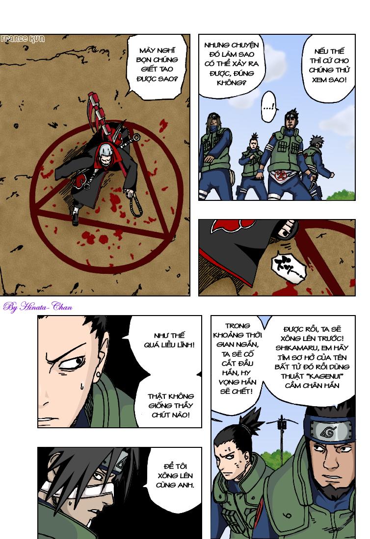 Naruto chap 323.Color Trang 7 - Mangak.info