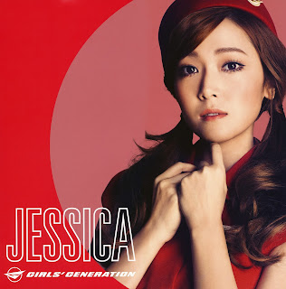 SNSD Jessica Girls Generation Girls & Peace Japan 2nd Tour