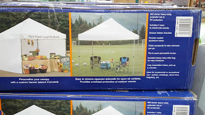 Instant Folding Canopy easy set up and pack up