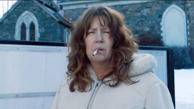 Patti, siempre con un cigarro en la boca, líder de los Culpables Remanentes