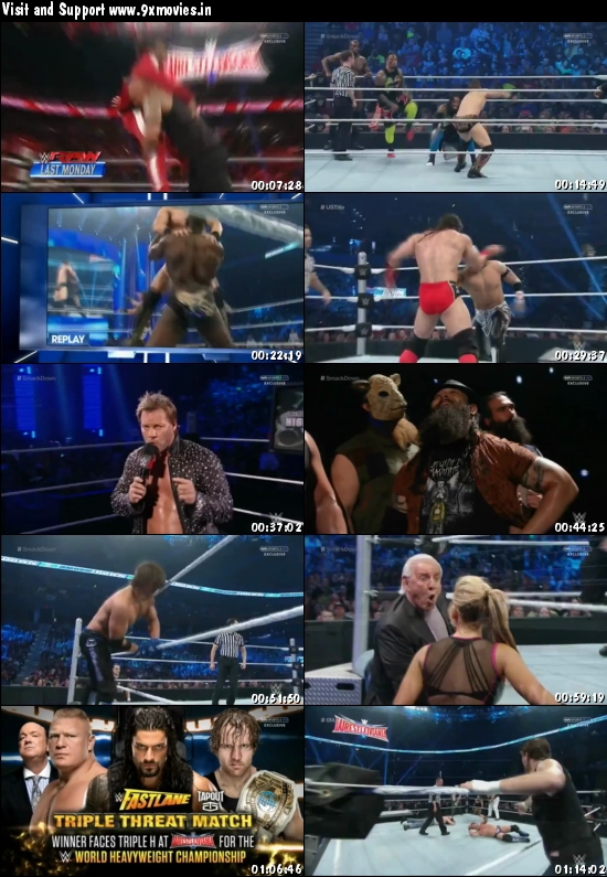 WWE Thursday Night Smackdown 28 Jan 2016 HDTV 480p