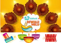 Mobikwik Diwali Mela Offer