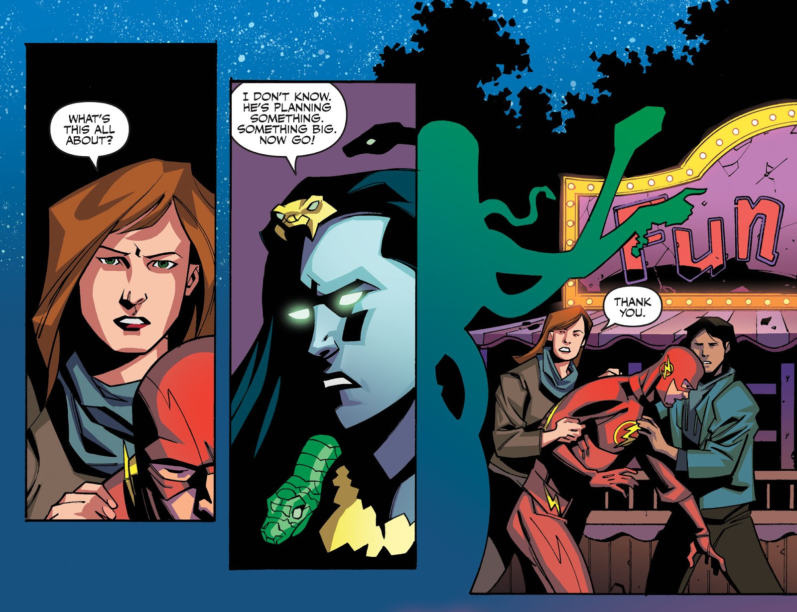 The Flash: Season Zero [I] Issue #6 #6 - English 15