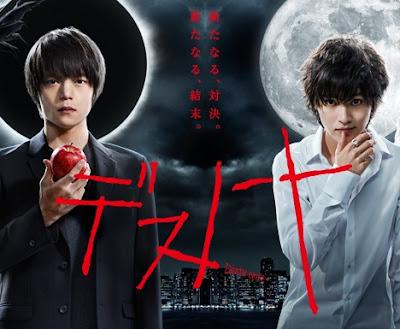 Biodata Pemain Drama Death Note 2015