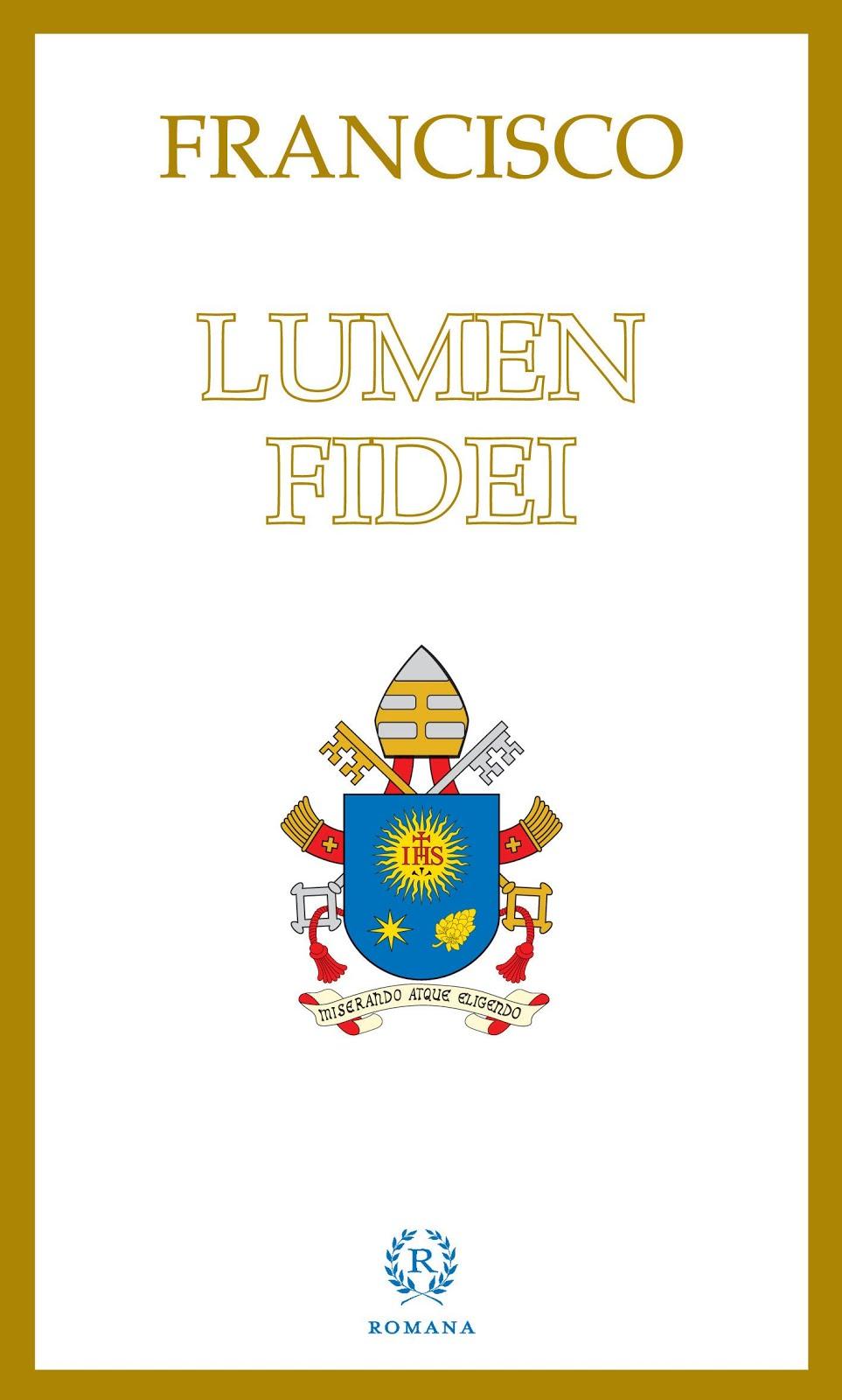 Primera encíclica de Francisco