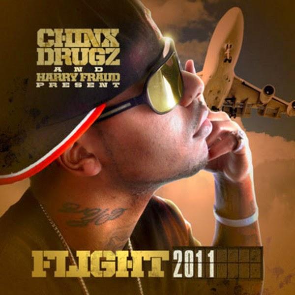 Chinx Drugz - Flight 2011  Cover