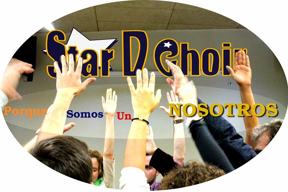 STAR D CHOIR. MÚSICA  SIN FRONTERAS