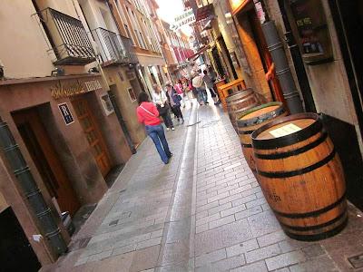 Calle Laurel in Logroño