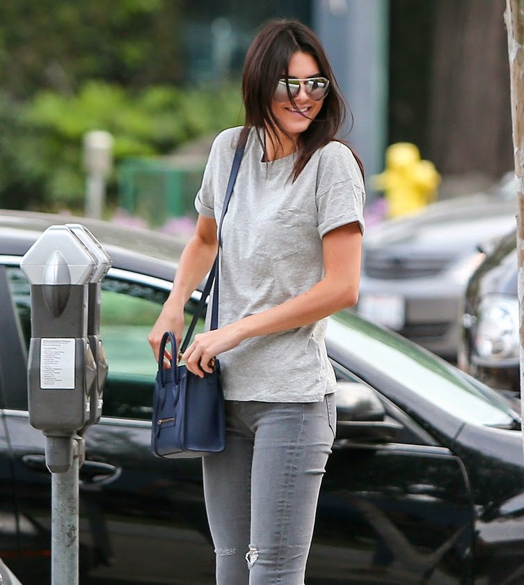 Kendall Jenner outin Beverly Hills