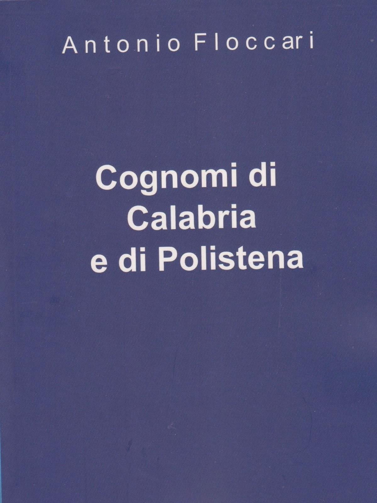 Cognomi di Calabria e Polistena