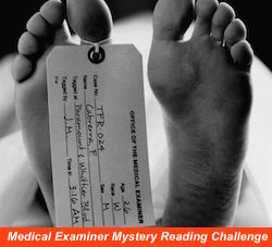 Medical Examiner Mystery Reading Challenge
