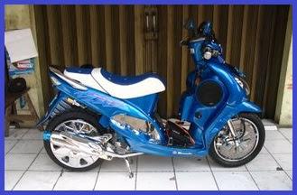 Modifikasi Yamaha Mio Sporty_Racing Elegant - Kumpulan Gambar Modifikasi Motor.3.jpg