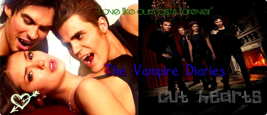 The Vampire Diaries- Cut Hearts