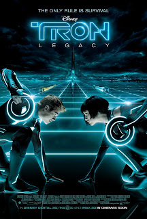 Watch Tron 2: Legacy 2010 BRRip Hollywood Movie Online | Tron 2: Legacy 2010 Hollywood Movie Poster